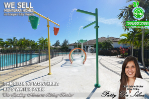 Monterra Cooper City Kids Water Playground